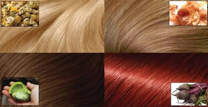 Colorez vos cheveux avec des produits naturels